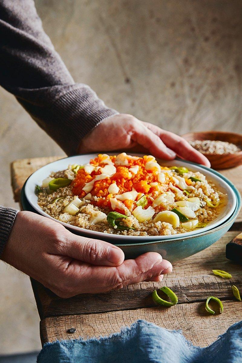 Yelmo guisos de carne, pollo yverduras para pasar el invierno, ricos y nutritivos