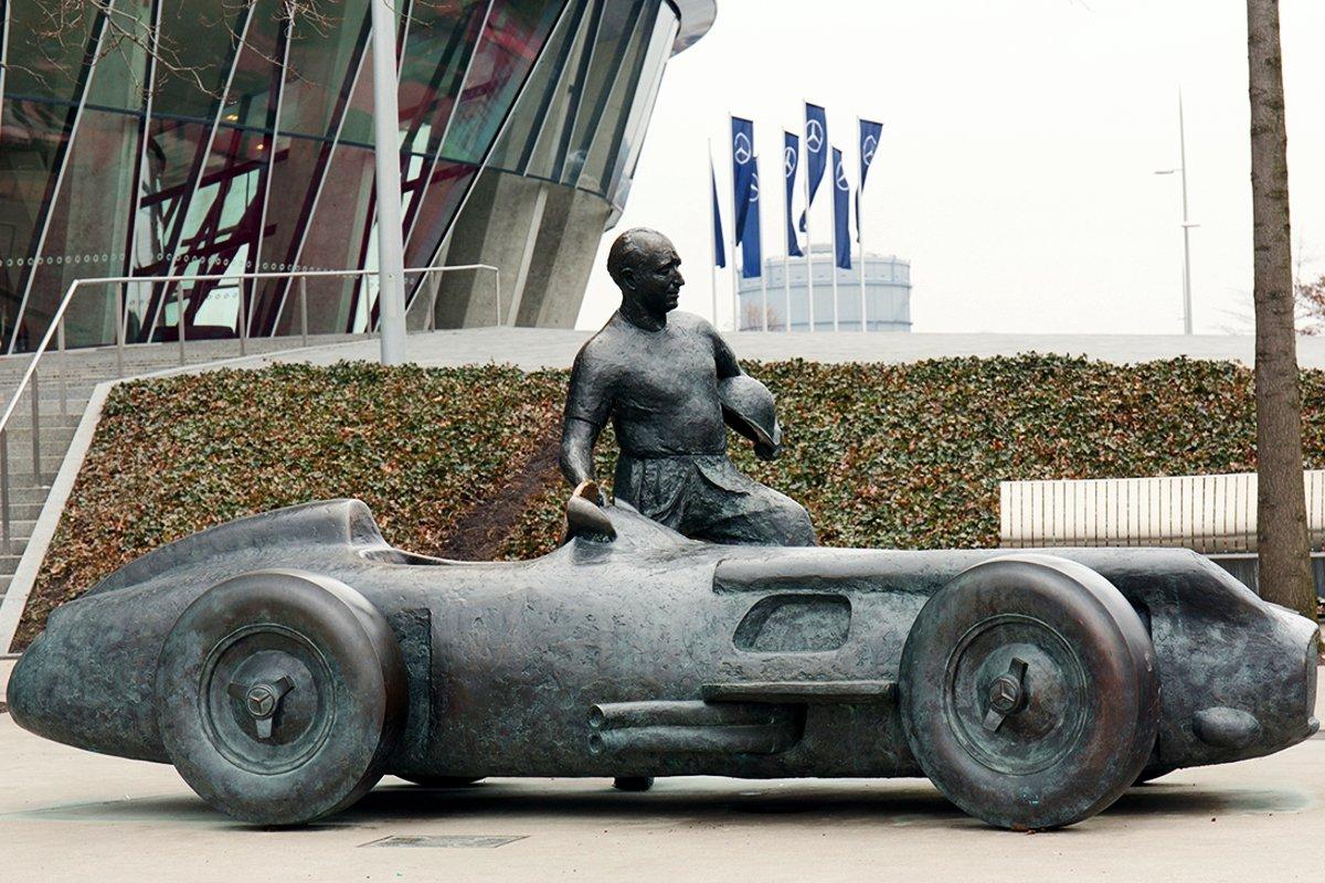 Fangio 109 años