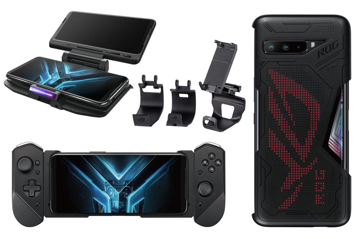 Presentación de accesorios para el nuevo Asus ROG Phone 3