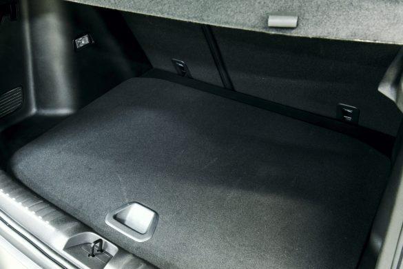 Baúl de la nueva Chevrolet Tracker 2020