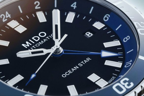 MIDO OCEAN STAR CAPTAIN Calibre 80