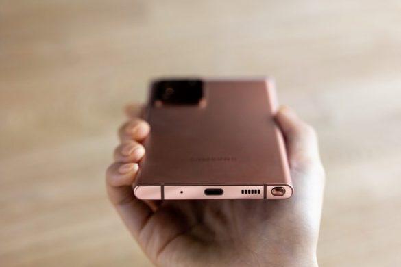 Samsung Galaxy Note20 presentado en el Galaxy Unpacked