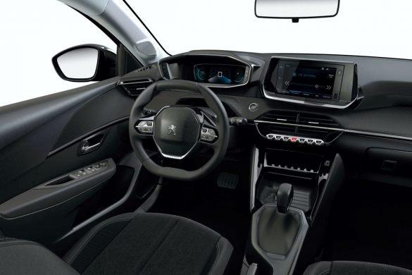 Interior del nuevo Peugeot 208