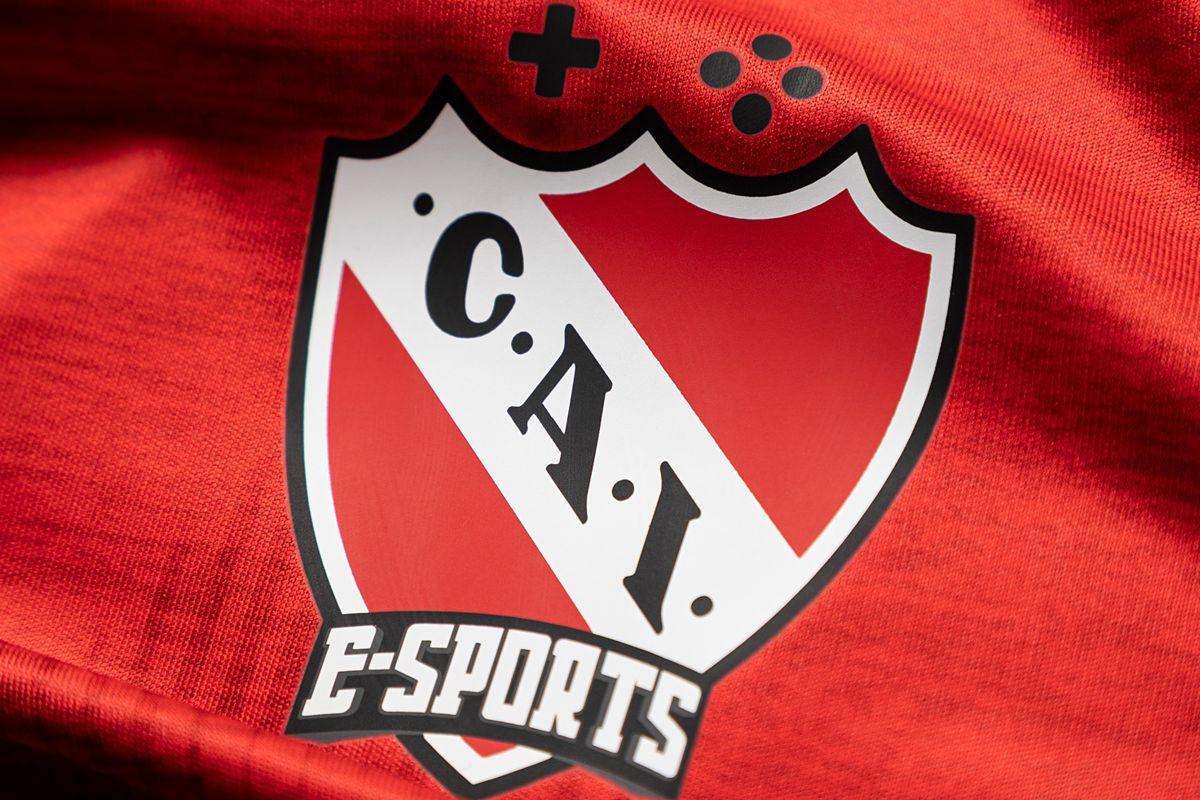 Camiseta del equipo de esports Puma Club Atlético Independiente