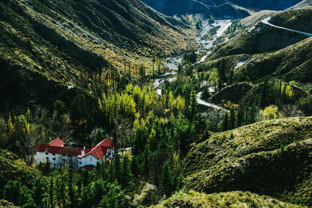 Reserva Natural Villavicencio en su esplendor