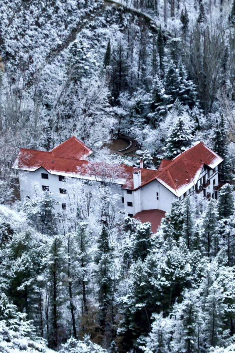 Reserva Natural Villavicencio nevada, imagen del hotel