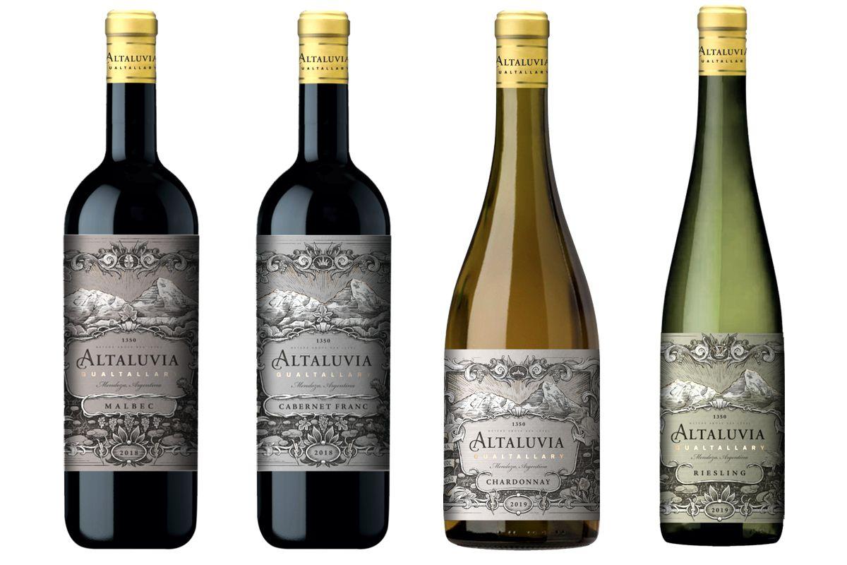 Variedades vino Altaluvia