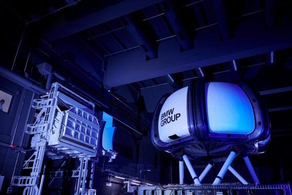 BMW Group y el más avanzado centro de simulación de conducción
