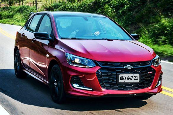 Chevrolet Verano 2021 en Cariló, travesías