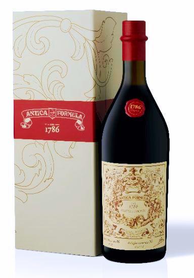 Vermouth Antica Formula en box