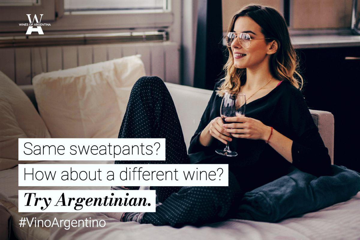 Wines of Argentina, campaña Vino Argentino para el merado millennial de de USA