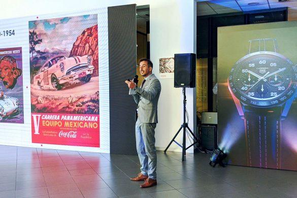 Lanzamiento del nuevo TAG Heuer Carrera Porsche Chronograph