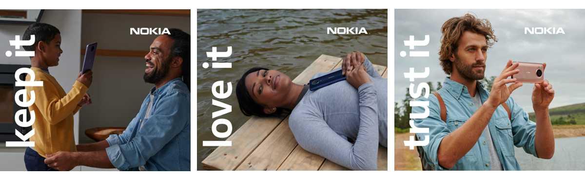 Nuevos teléfonos Nokia
