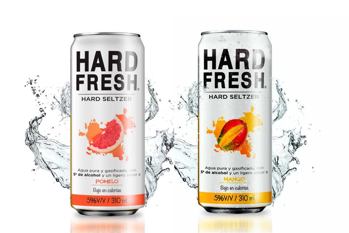 Los dos sabores de Hard Fresh