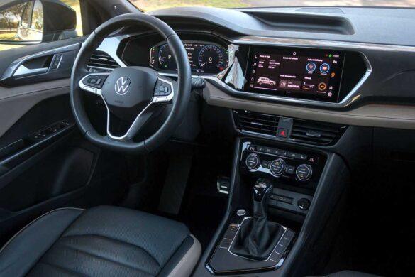 Interior VW Taos