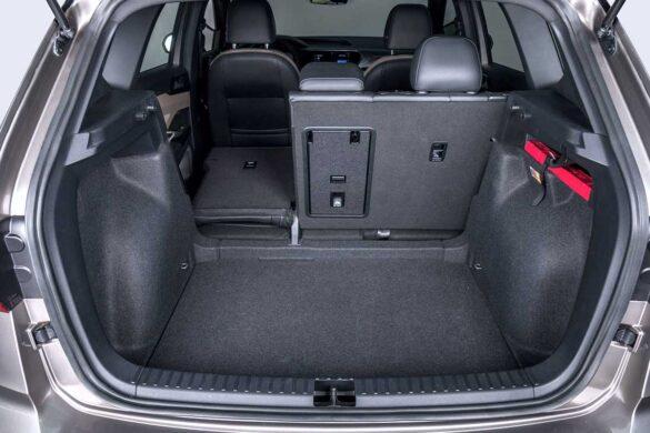 Espacio de carga VW Taos
