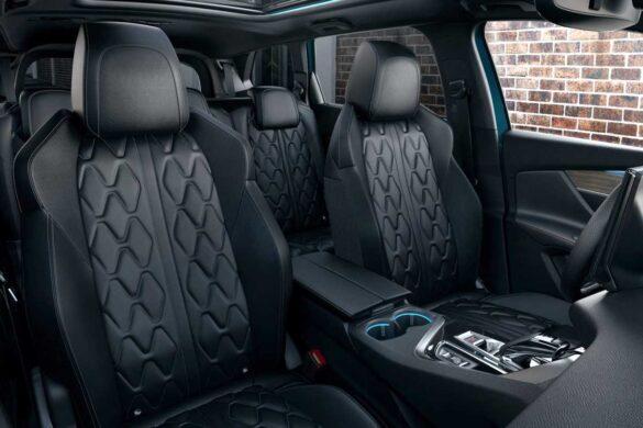 interior Peugeot 3008 y 5008
