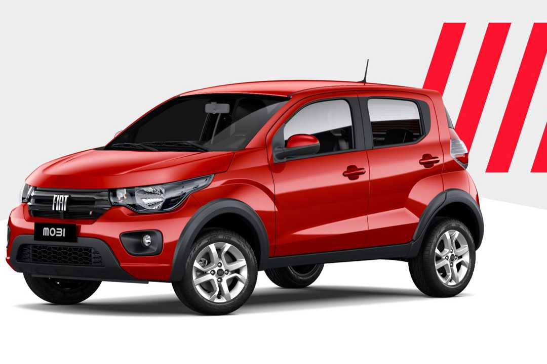 Nuevo Fiat Mobi 2021