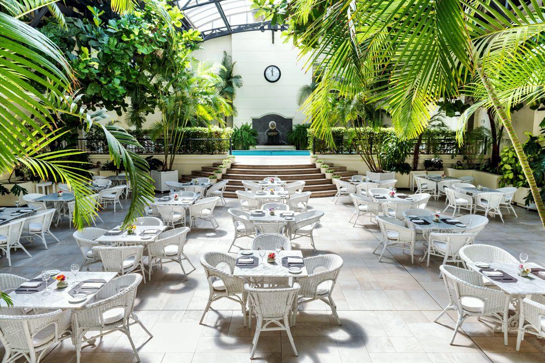 Jardín Loi Suites Hoteles Recoleta