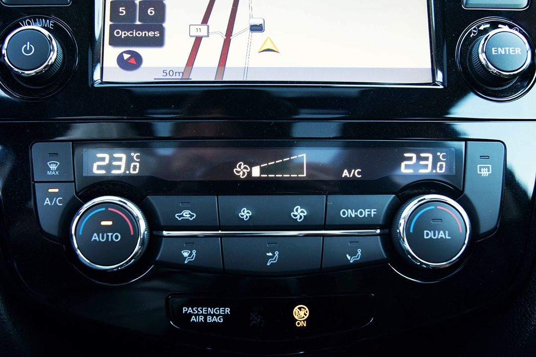 Panel nueva Nissan X-Trail